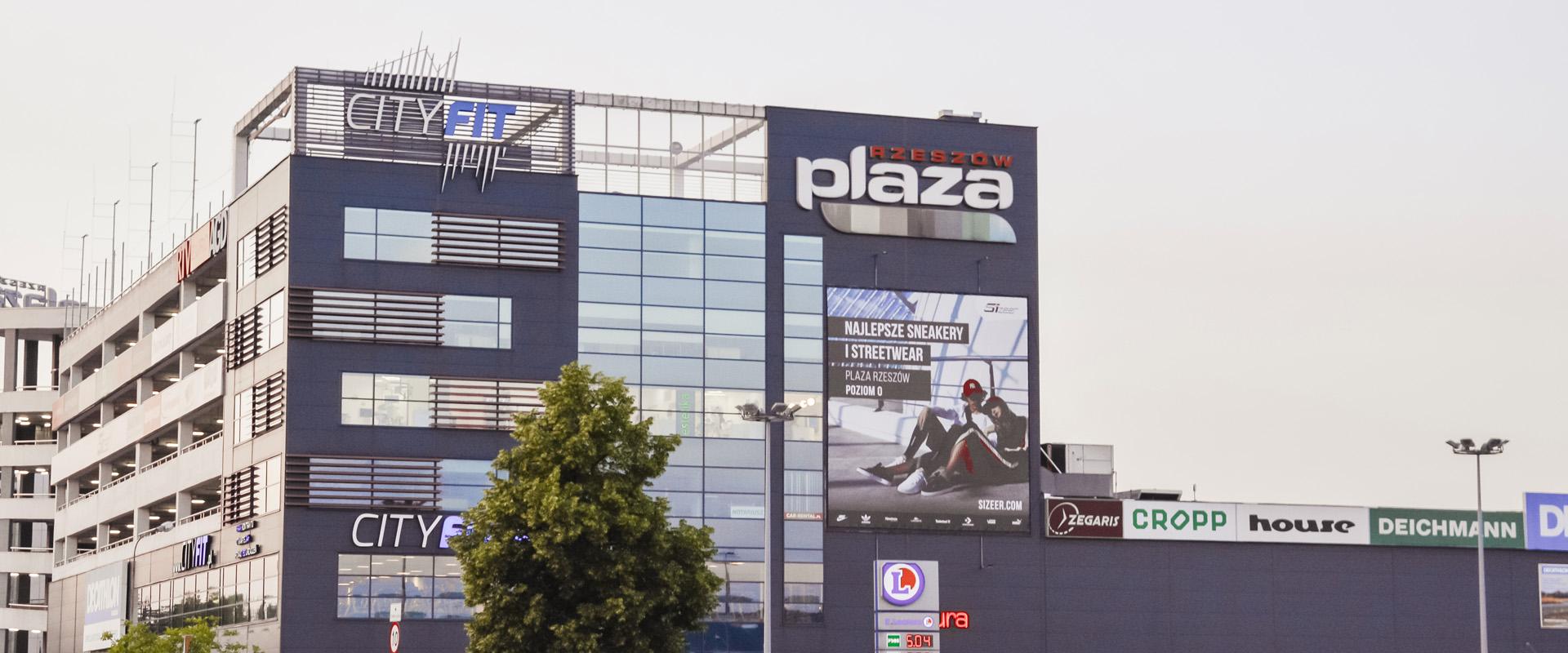 Plaza Rzeszów - Centrum Handlowe Plaza, Galeria Plaza